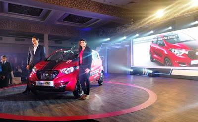 Datsun redi-GO Sport Limited Edition image