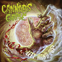 "Cannabis Corpse - ""Left Hand Pass"""