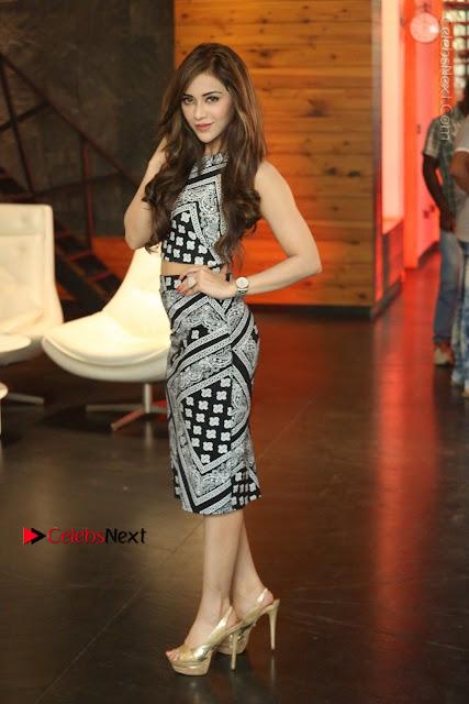 Telugu Actress Angela Krislinzki Latest Pos in Short Dress  0008.JPG