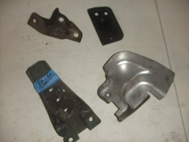 powder coating parts before cleaning