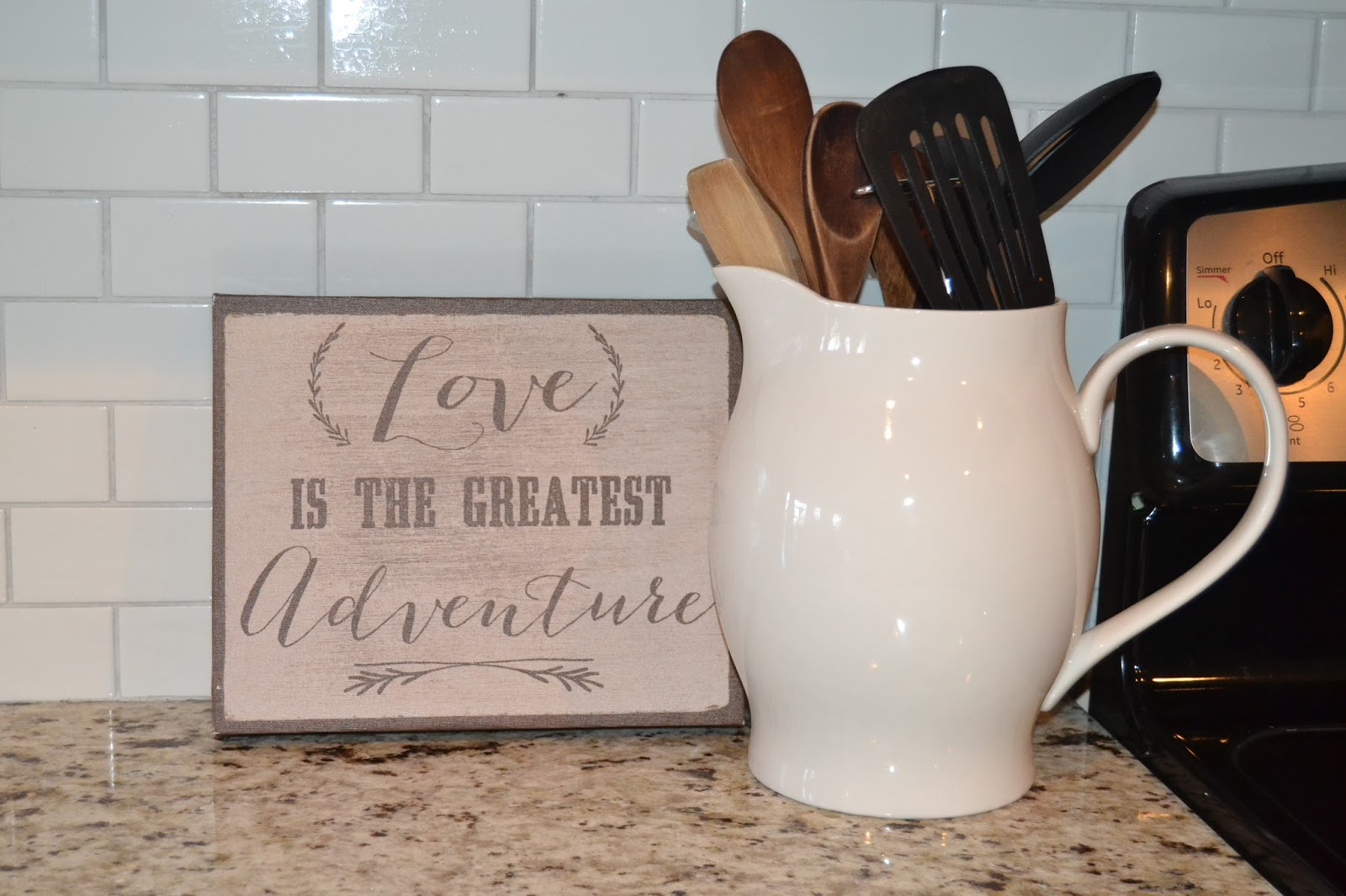 The Sweetest Nest Kitchen Update Reveal