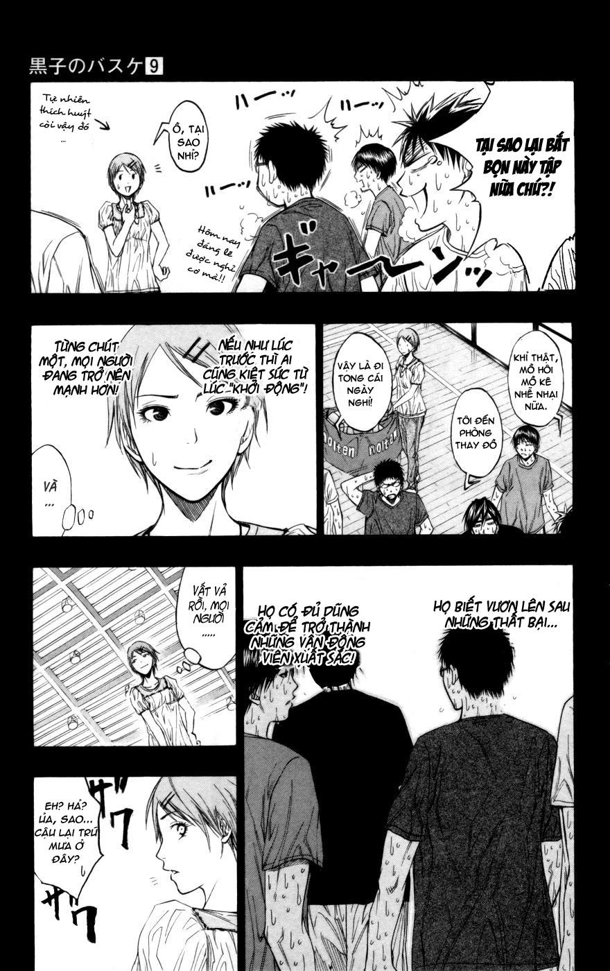 Kuroko No Basket chap 080 trang 3