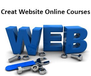 Create Online Courses for Website
