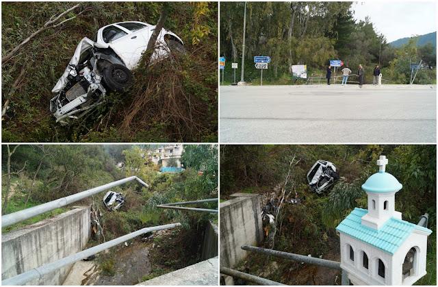 Θεσπρωτία: ΕΚΤΑΚΤΟ - Άγιο είχαν οι επιβάτες σοβαρού τροχαίου πριν λίγο στην Ηγουμενίτσα (ΦΩΤΟ+ΒΙΝΤΕΟ)