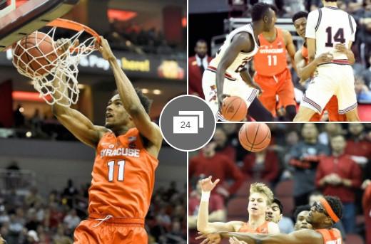 Syracuse basketball gets crucial