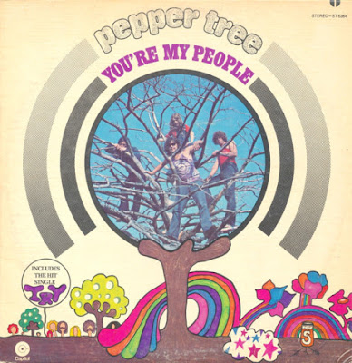 Pepper Tree – You're My People (1971)
