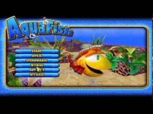 احدث اصدار من لعبة السمكة aqua fish 2018