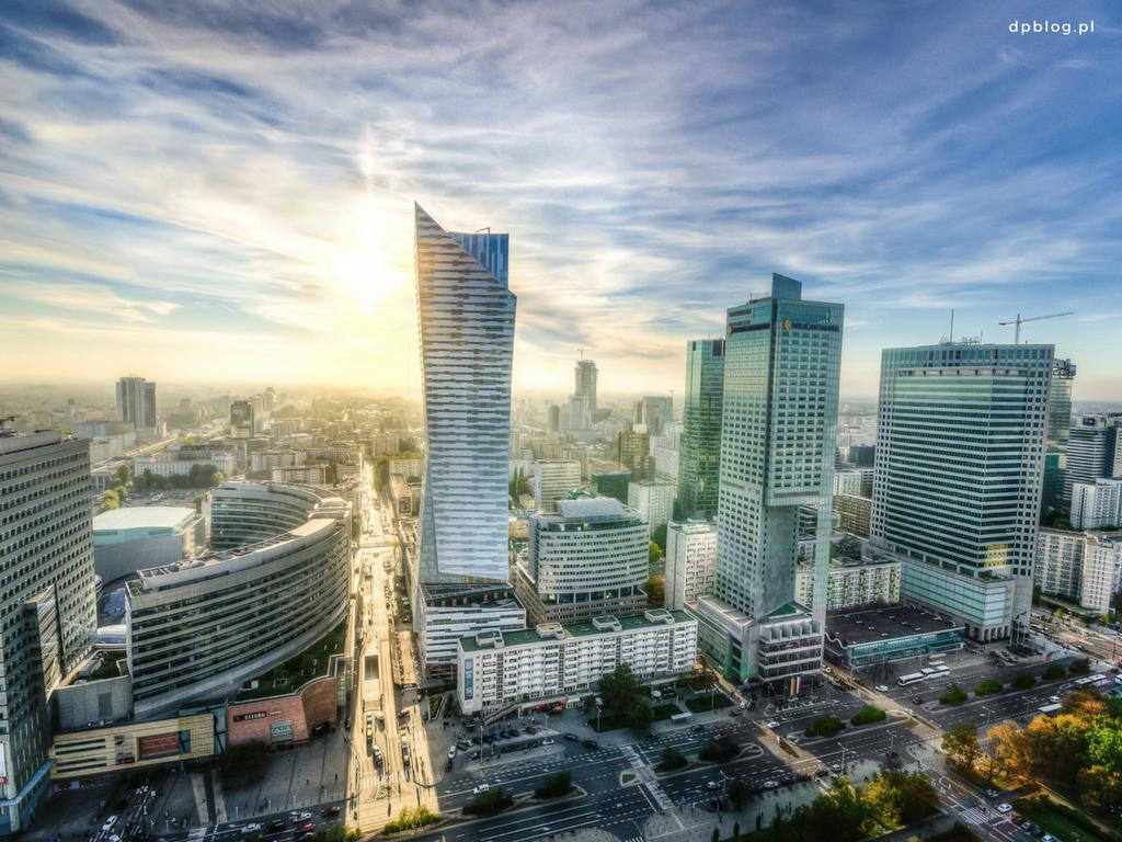 Szukam pracy w Warszawie
