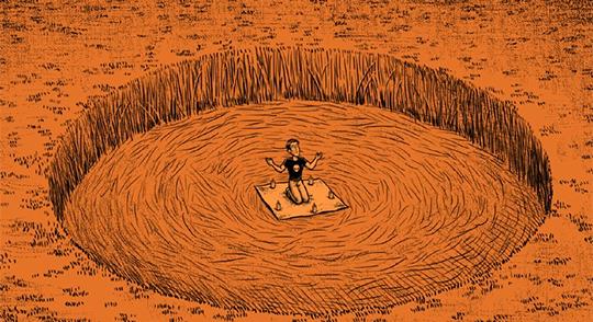 Hắc Ám Truyện #78: Vòng tròn bí ẩn