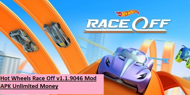 Hot Wheels Race Off v1.1.9046 Mod APK Unlimited Money