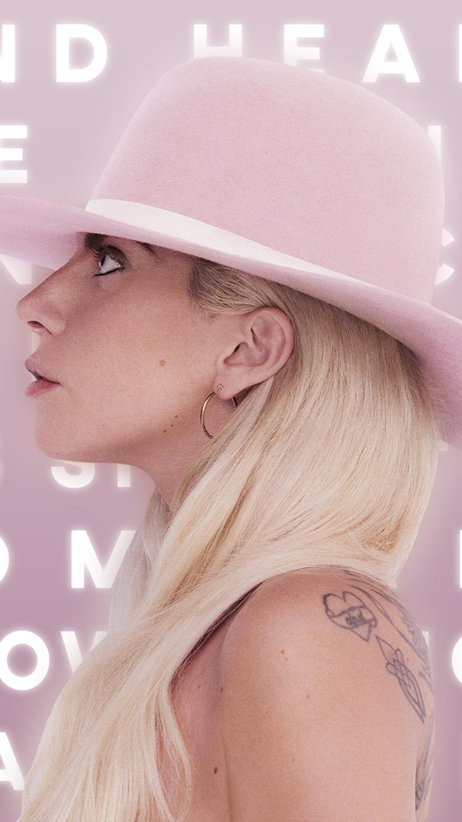 ... Lady Gaga Joanne Wallpaper Iphone The Best HD Wallpaper