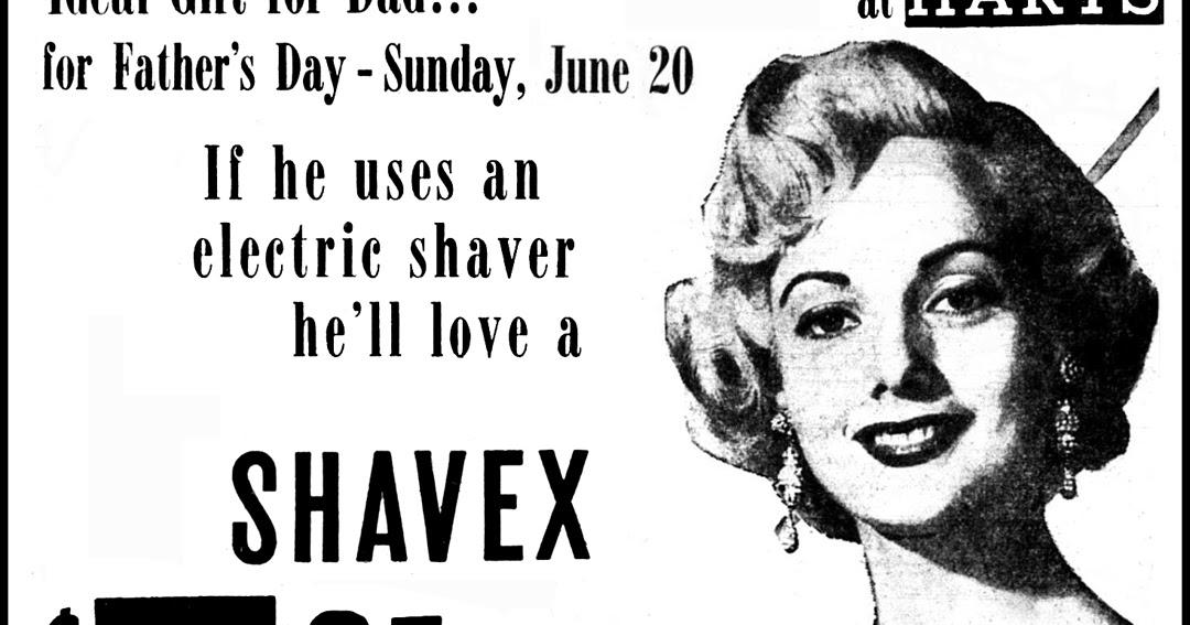 Brady's Lorain County Nostalgia: Vintage Father's Day Ads
