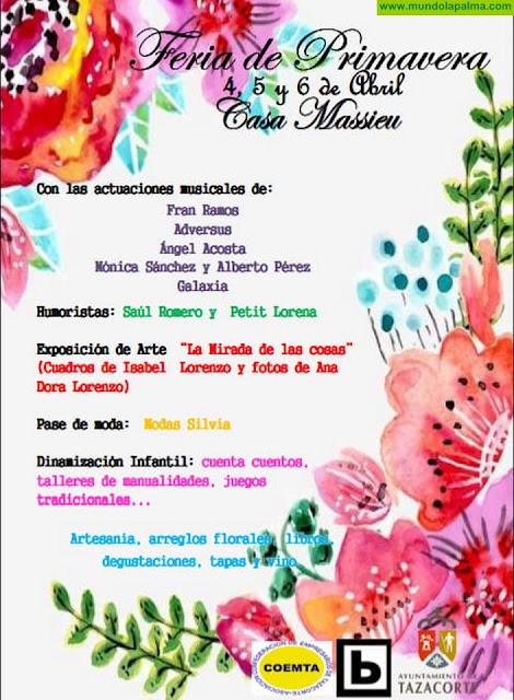 Feria de Primavera 2019 en Tazacorte