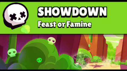 Brawl Stars: Best Brawlers to Play for Showdown Feast or Famine Map