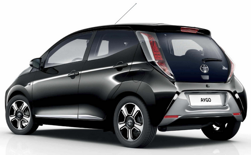 review new toyota aygo x cite 2015 city car. Black Bedroom Furniture Sets. Home Design Ideas