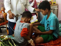 Demam Berdarah Merebak Di Pangkep, Sudah Dua Anak Korban Meninggal Dunia