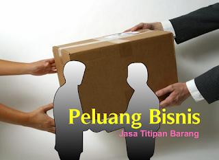 peluang bisnis jasa titipan barang