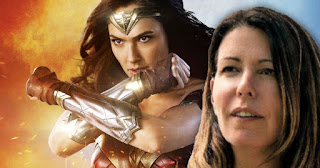 Patti Jenkins, the director of Wonder Woman