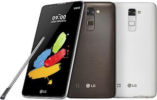 Harga LG Stylus 2 Smartphone Android Marshmallow