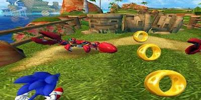 Sonic Dash V.3.2.0.Go MOD APK+DATA