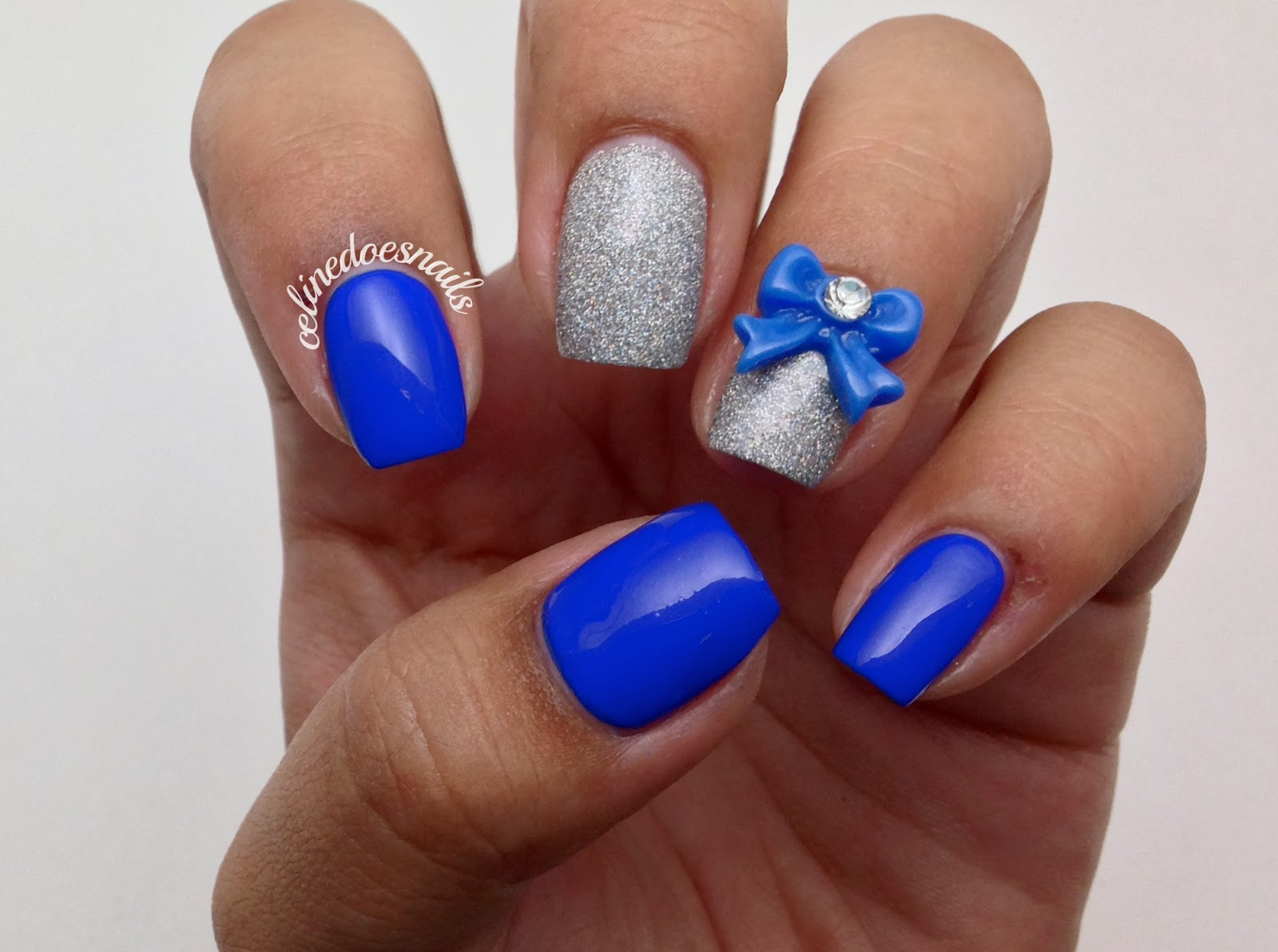3d bow nails 3d bow nails amazing ideas for our nails gallery prinsesfo Images