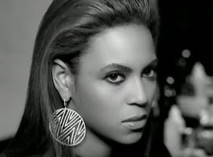 Beyonce If I Were A Boy Earrings
