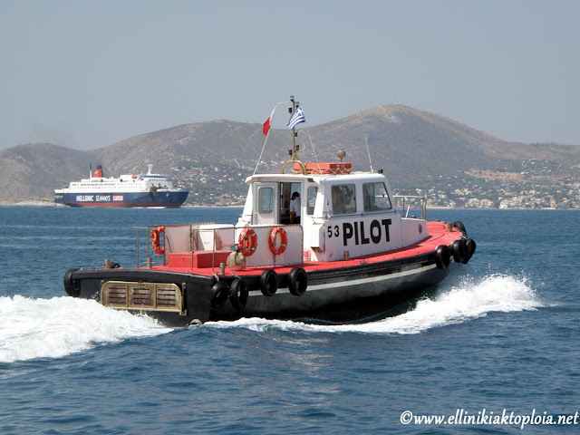 Ψάχνουν για πλοηγό στο Λιμάνι του Ναυπλίου