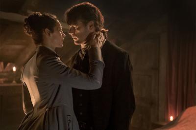 Jamie y Claire reencuentro