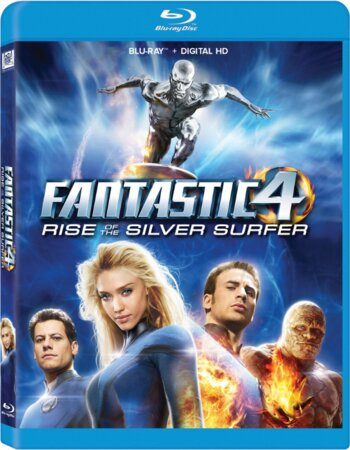 Fantastic 4: Rise of the Silver Surfer (2007) Dual Audio Hindi 720p BluRay x264 ESubs Movie Download