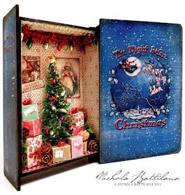 Christmas Book Box - Nichola Battilana