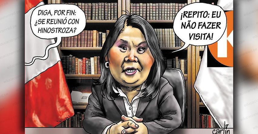 Carlincaturas Jueves 23 Agosto 2018 - La República