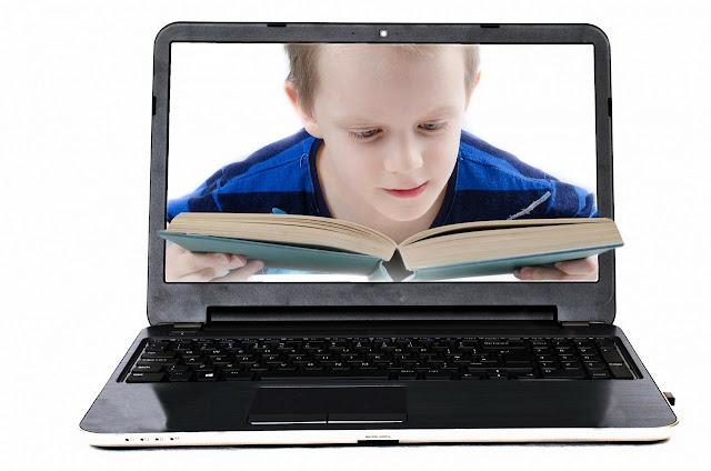bacaan anak anak di era digital