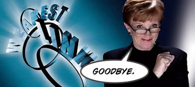 You are the Weakest Link, Goodbye