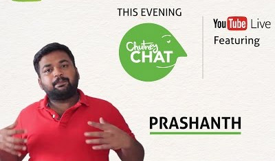 Put Chutney with Prashanth