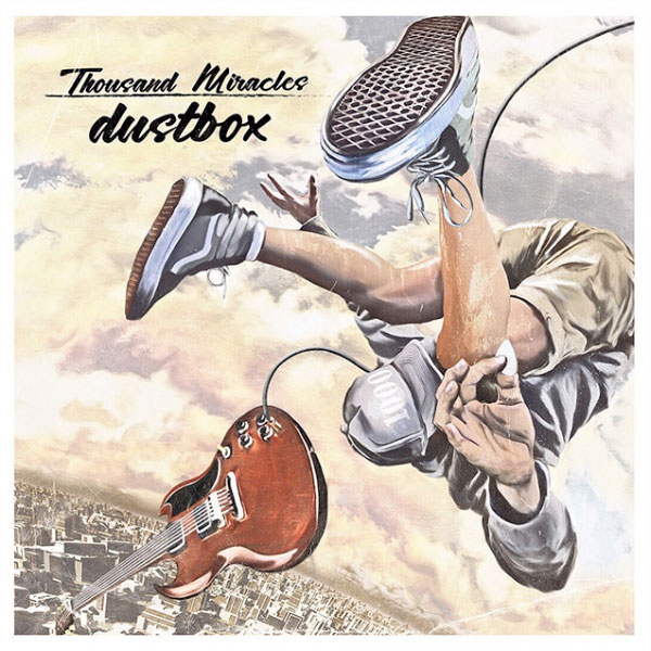 """Dustbox announce new album """"Thousand Miracles"""""""