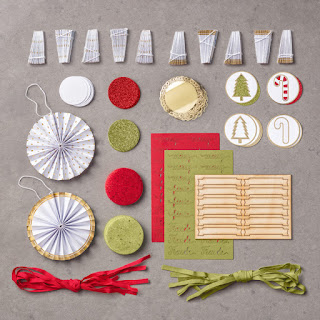 Be Merry Kit by Stampin' Up! Order from Mitosu Crafts UK Online Shop