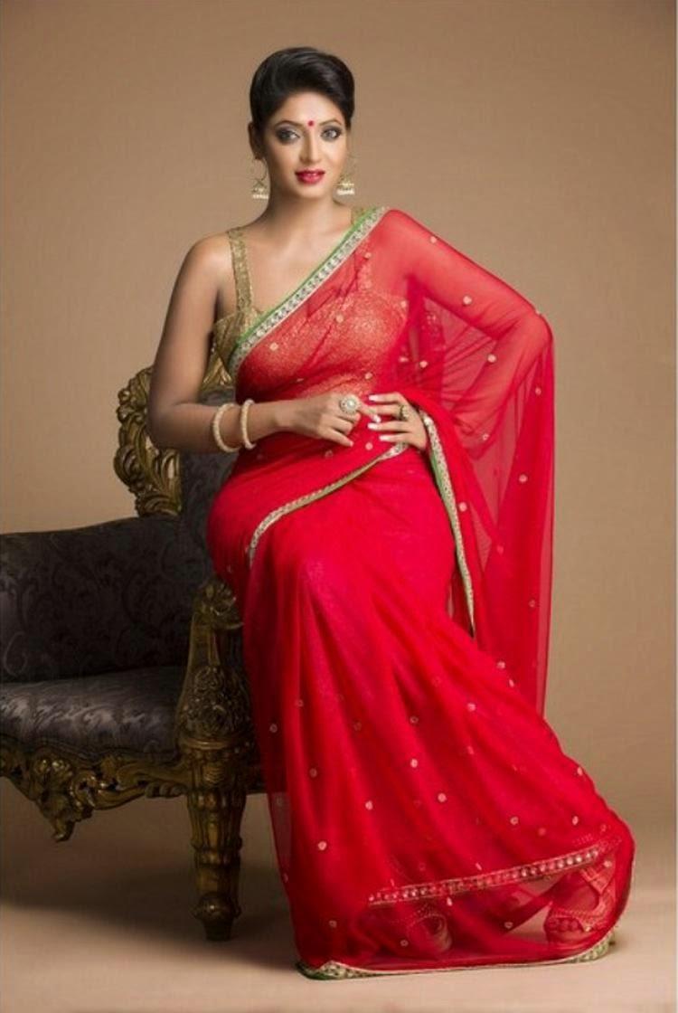 Reshma Pasupuleti Portfolio Photoshoot  Indian Girls -6578