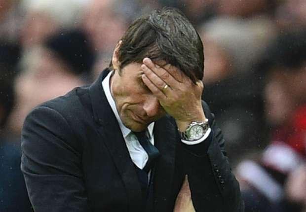 Posisi Antonio Conte sudah mulai terusik