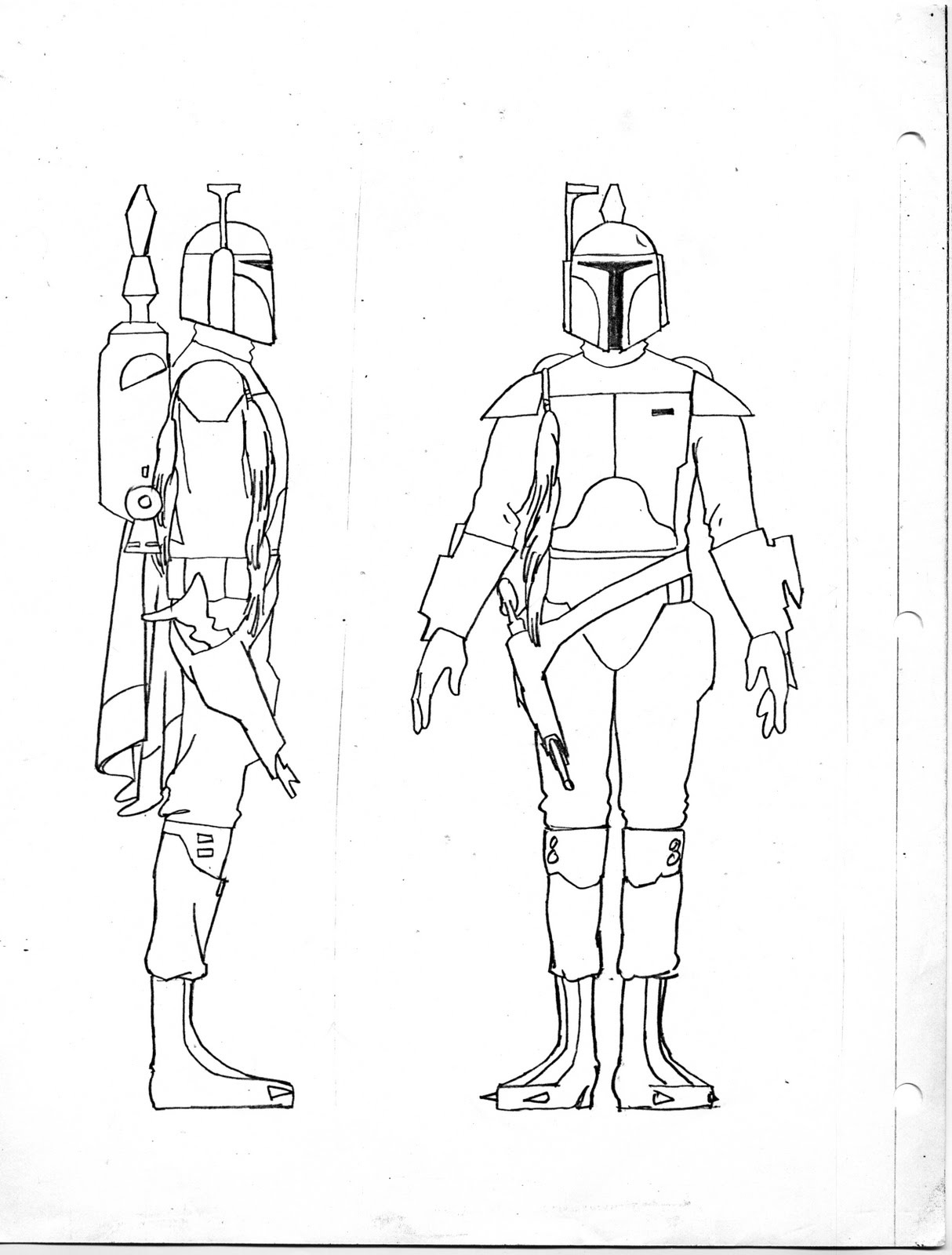 John The Animator Guy Boba Fett Amp The Star Wars Holiday