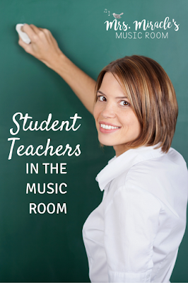 Student Teachers in the Music Room: Ten tips for making sure your student teacher is successful!