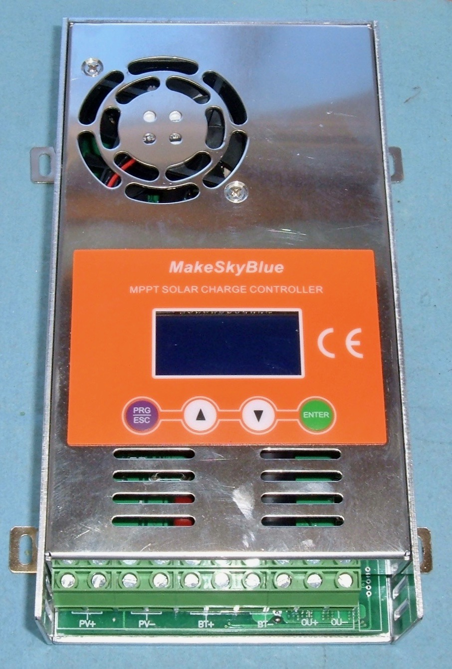 Syonyks Project Blog Whats The Difference Between A 150 And 600 Battery Charger Circuit Besides Mppt Solar Charge Controller I Dont Trust Chinese Units Past About Half Their Rating Since Need Bit Over 30a Getting 60a Unit Seemed Reasonable To Me