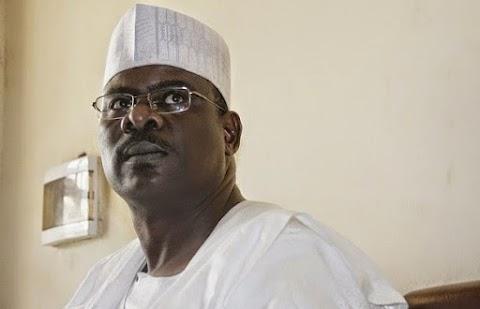 Ali Ndume removed as Senate Leader