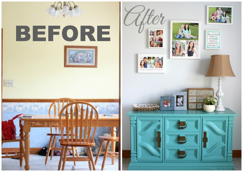 PitterAndGlink: {Creating a Gallery Wall with Shutterfly's ...