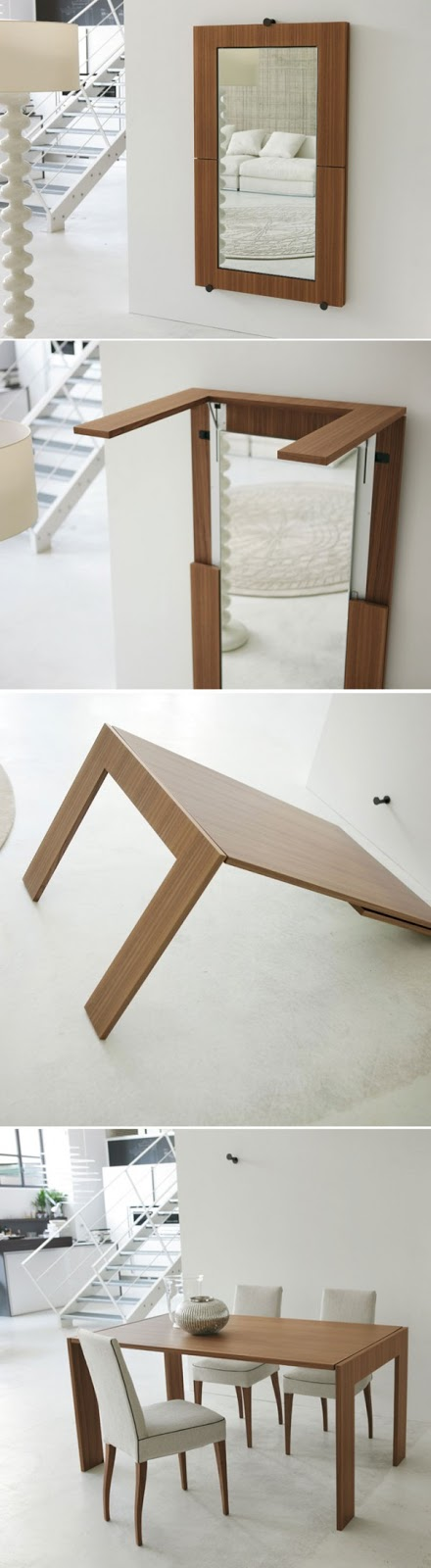 35 CREATIVE MULTIFUNCTIONAL FURNITURE SPACE SAVING IDEAS FOR HOME ...