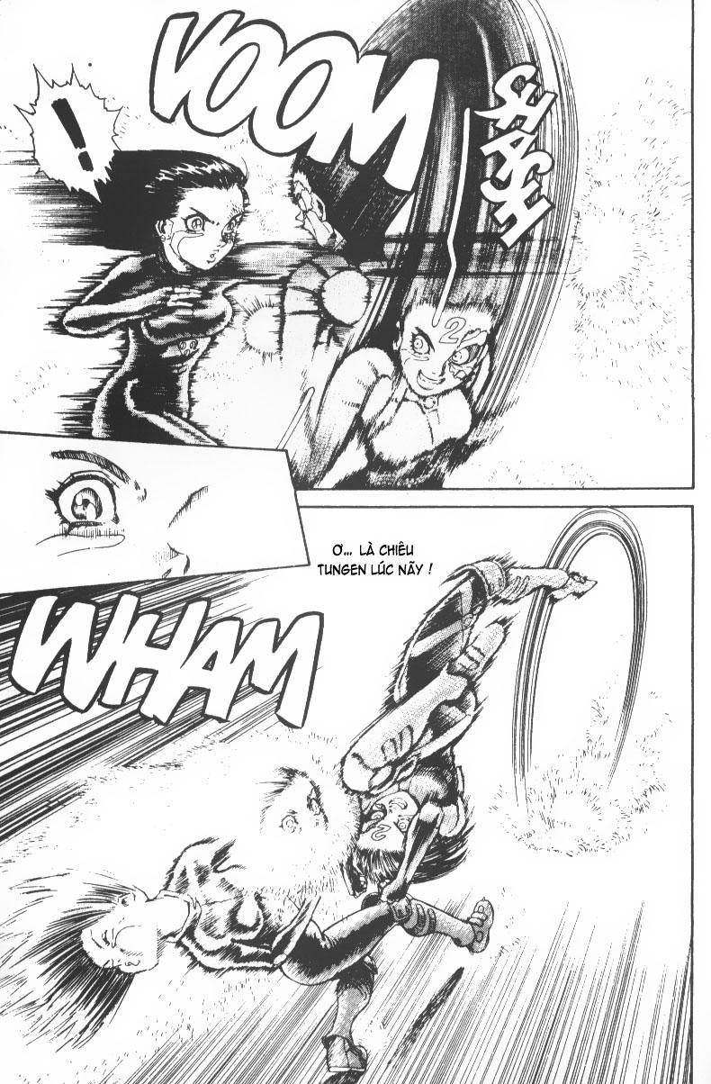 Battle Angel Alita chapter 44 trang 19