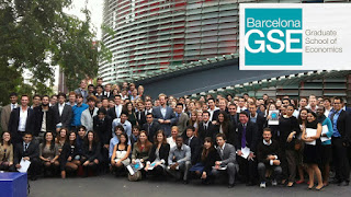 Barcelona Graduate School of Economics Masters Scholarships