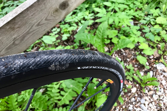 Review - Vredestein Fortezza Senso Xtreme Weather Clincher Road Tyres