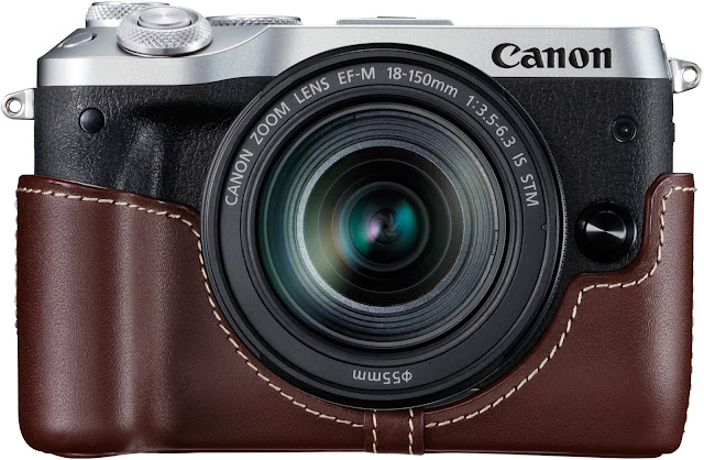 Canon EOS M6 - one of the best mirrorless cameras in 2017