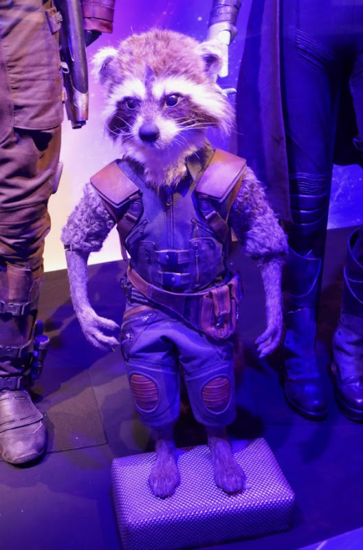 Rocket Raccoon costume Avengers Infinity War