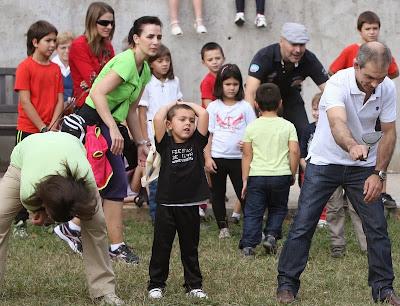 Qui vetlla pels nostres fills a les fires de Girona - Article d'opinió Pep Cassany